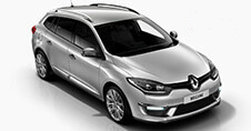 RENAULT MEGANE SW Automatic
